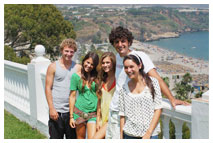 Teen Language Immersion Summer Overseas Schools