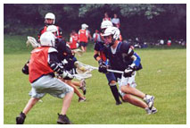 Teen Summer Lacrosse Programs