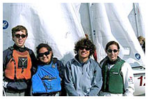 Teen Summer Sailing Programs