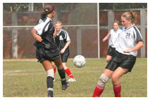 Teen Summer Soccer Programs