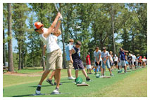 Teen Summer Golf Camp