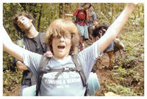 Teen Summer Hiking Programs