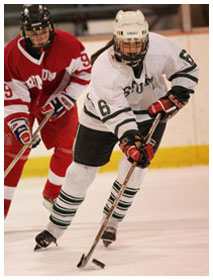 Teen Summer Ice Hockey Programs