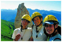 Teen Summer Rock Climbing Programs