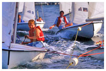 Teen Summer Sailing Programs & Summer Adventures