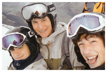 Teen Summer Skiing Programs