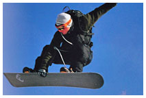 Teen Summer Snowboarding Programs