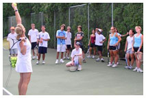 Teen Summer Tennis Programs