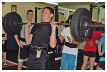 Teen Summer Strength Training